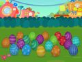 Egg Hunt egg pile