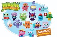 Vivid Series 5 Figures full set