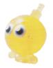Cherry Bomb figure glitter yellow