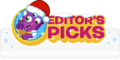 Editors pick twistmas