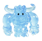 Lummox figure squishy blue