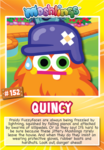 Collector card s9 quincy