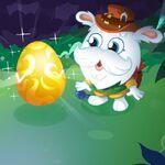 Busters Sleepy Egg Hunt