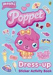 Poppet Dress-up Sticker Activity Book cover
