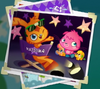 Katsuma with Poppet and the Snoodles movie credits