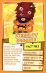 Top trump orange Stashley Snoozer