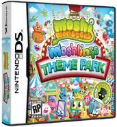 Moshlings Theme Park DS