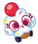 Baby cutiepie artwork