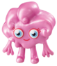 Dipsy figure candyfloss pink