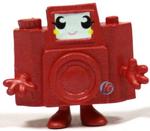 Holga figure bauble red