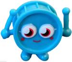 Wallop figure brilliant blue