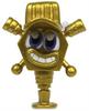 Judder figure gold