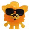 Blingo figure glitter orange promo