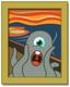 Scream Painting