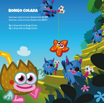 Moshi movie soundtrack booklet Page 10