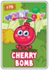 Collector card s2 cherry bomb
