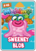 Collector card s6 sweeney blob