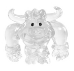 Lummox figure squishy clear