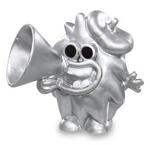 Marty figure silver
