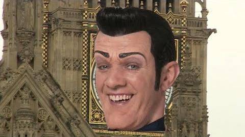 We are number one but it's binged by big ben -FULL-