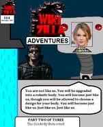 Wikizilla Rulers of Wiki Issue 164