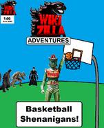 Basketball Shenanegans
