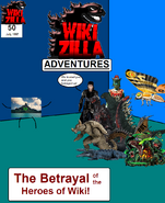 Wikizilla Adventures