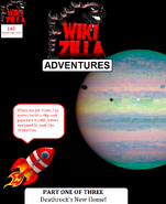 Wikizilla Rulers of Wiki Issue 163