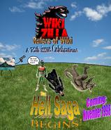 Hell Saga ad