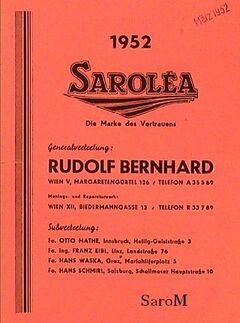 Sarolea Prospekt 1952 Rudolf Bernhard.JPG