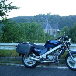 Motorräder mit V2