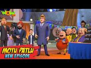 Motu Patlu New Episodes 2021 - Birthday in Colosseum - Funny Stories - Wow Kidz