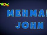 Mehmen John