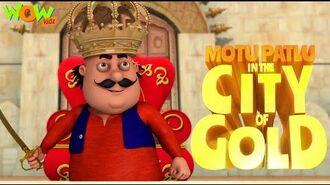 MOTU_PATLU_In_Gold_City_-_Full_Movie_-_Wow_Kidz
