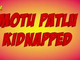 Motu Patlu Kidnapped