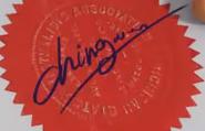 Chingum's Signature