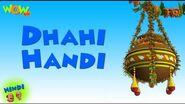 Motu Patlu Cartoons In Hindi - Animated Series -Dahi Handi - Wow Kidz
