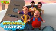 New Movie - MOTU PATLU In The Game Zone - Full Movie - Wow Kidz