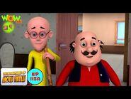 Motu Patlu Cartoons In Hindi - Animated Series - House Cleaning - Wow Kidz