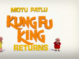 Motu Patlu: Kung Fu King Returns