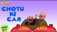 Choti Ki Car -Motu Patlu in Hindi WITH ENGLISH, SPANISH & FRENCH SUBTITLES - As seen on Nick