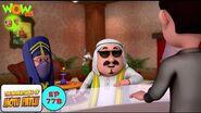 Motu Patlu Cartoons In Hindi - Animated cartoon - Motu Patlu in Hotel - Wow Kidz