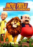 King of Kings - Dutch poster
