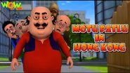 MOTU PATLU In Hong Kong - Full Movie - Wow Kidz