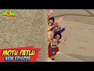 Motu Patlu New Episodes 2021 - House Arrest In Berlin - Funny Stories - Wow Kidz