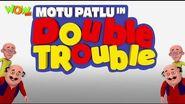 Motu Patlu Cartoons In Hindi - Animated movie - Motu Patlu in double trouble - Wow Kidz