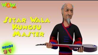 Motu_Patlu_Cartoons_In_Hindi_-_Animated_cartoon_-_Sitar_wala_Kung_Fu_Master_-_Wow_Kidz