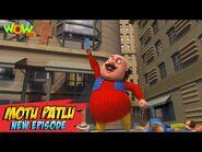 Motu Patlu New Episodes 2021 - Lucky Draw In London - Funny Stories - Wow Kidz