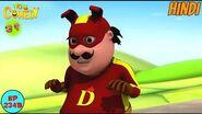 Motu The Super Dog Man - Motu Patlu in Hindi - 3D Animated cartoon series for kids - As on nick
