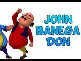 John Banega Don/Transcript